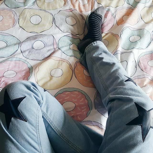 leg shot