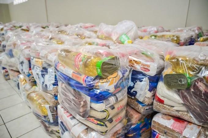 Cooperativas parceiras do Ser+ começam a receber cestas básicas doadas pela Braskem