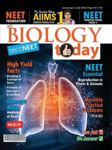 - Biology Today → July 2016