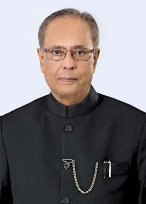 ప్రణబ్ ముఖర్జీ