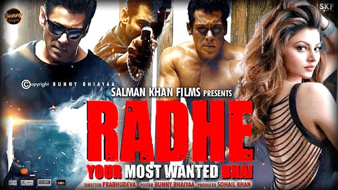 Radhe Movie Download In Full hd (2021) Free Download