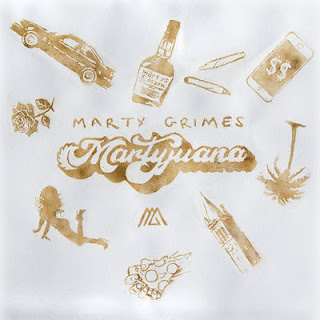 Marty Grimes - Martyjuana (2017) - Album Download, Itunes Cover, Official Cover, Album CD Cover Art, Tracklist