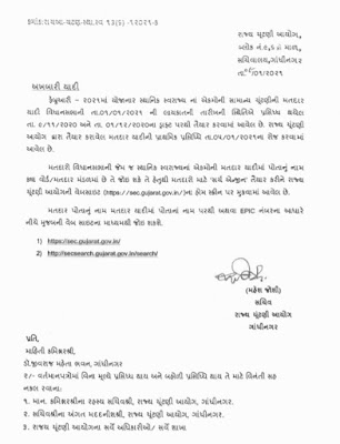 Search Your Name in Voter List In Gujarat