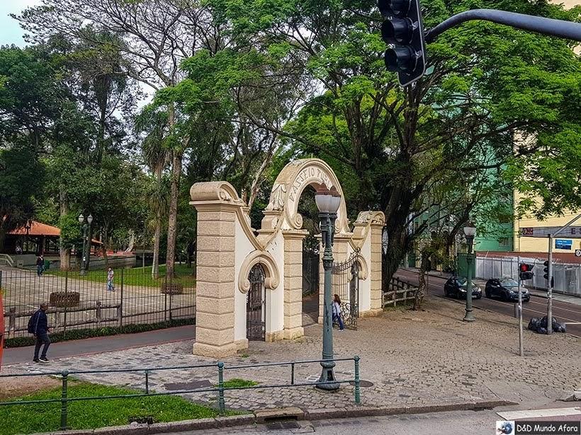 Passeio Público - O que fazer em Curitiba, Paraná