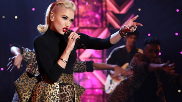 "Gwen Stefani canta ""Make Me Like You"" en The Ellen Show."