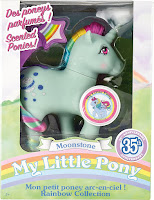My Little Pony 35th Anniversary G1 Moonstone