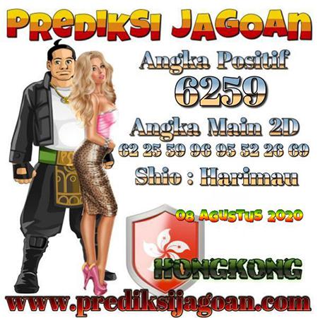 Prediksi Jagoan Togel Hongkong Sabtu 08 Agustus 2020