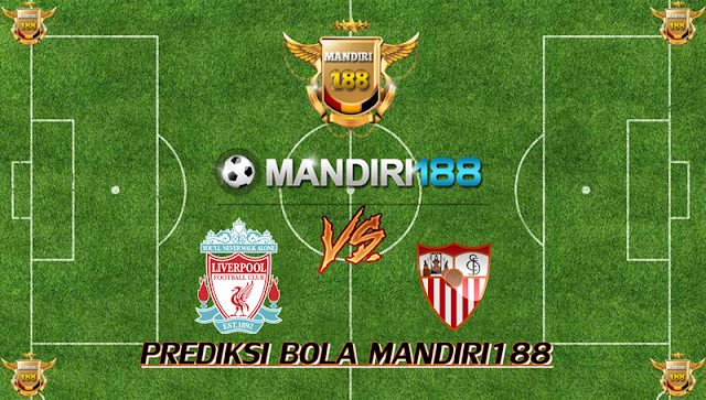AGEN BOLA - Prediksi Liverpool vs Sevilla 14 September 2017