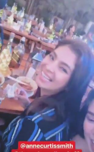 Angel Locsin Sings 'Waiting In Vain' On Neil Arce's Birthday Celebration