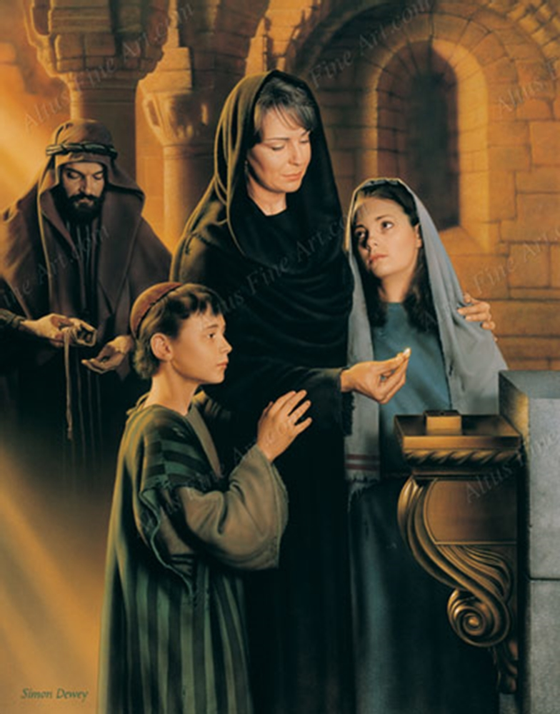 Sacrificial, charitable giving is not a privilege reserved only for the rich. Jesus' reflections on the widow's meager offering reveal that generosity is not measured by how much people give, but by how much is left over after they give (Mark 12:41-44; Luke 21:1-4).