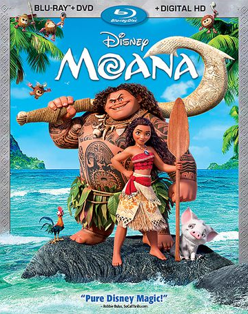 Moana Movie Review (2016)