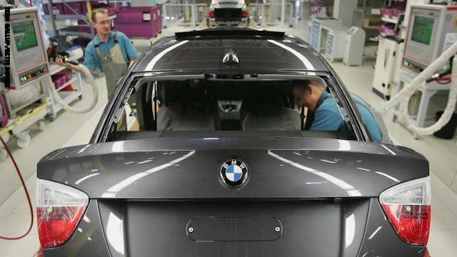 """""""BMW"""" تخضع للتحقيق في أمريكا بسبب تقارير مبيعات غير دقيقة"""