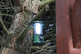 Camping lantern, LED Galactic lighting