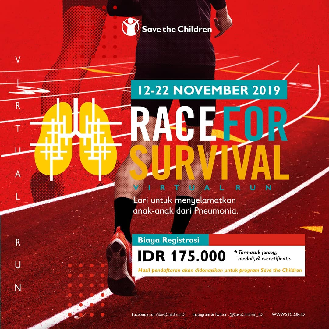 Race For Survival • 2019