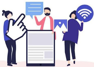 cara menjadi blogger sukses - aktif forum blog