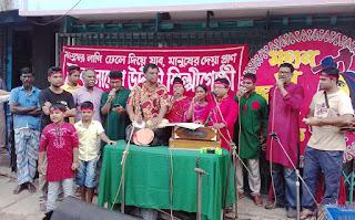 Jamalpur May Day pic