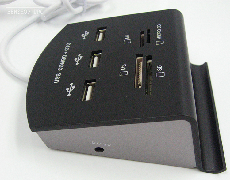 combo Hub USB OTG + Type-C
