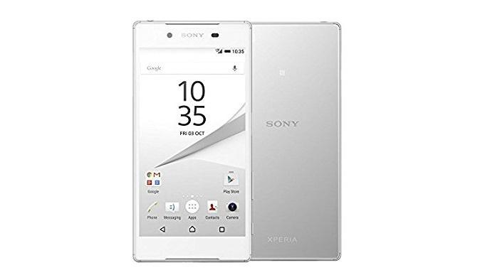 Cara Flashing Sony Xperia Z5 Dual E6683 Bootloop / Mati total