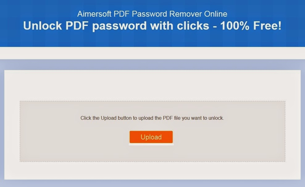 pdf password remover online