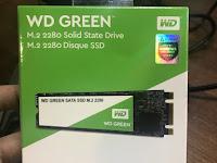 Review SSD M.2 SATA WD Green 240GB Murah Pilihan Terbaik Low Budget