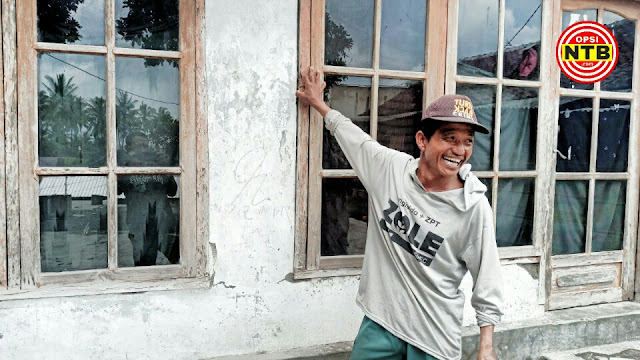 Apa, Bantuan Stimulan Korban Gempa Di Desa Bandok Lotim Disunat?
