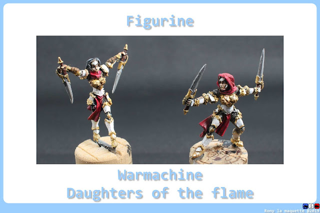 Warmachine, Daughters of the flame