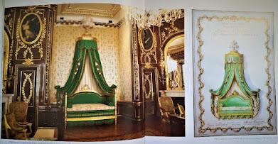Sypialnia z łożem królewskim Stanisława Augusta Poniatowskiego