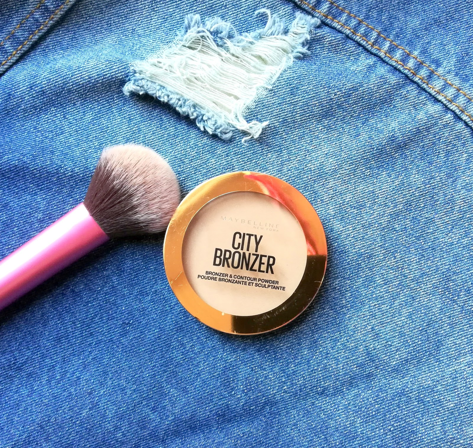 Le CITY BRONZER de MAYBELLINE