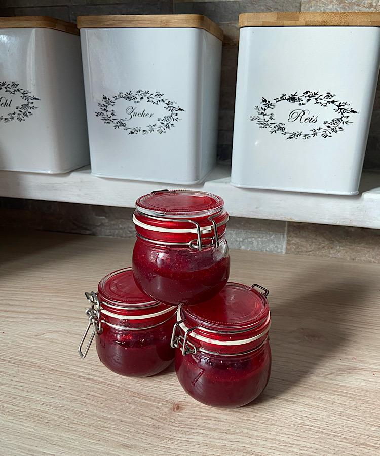 Marmelade selber machen einfaches Grundrezept