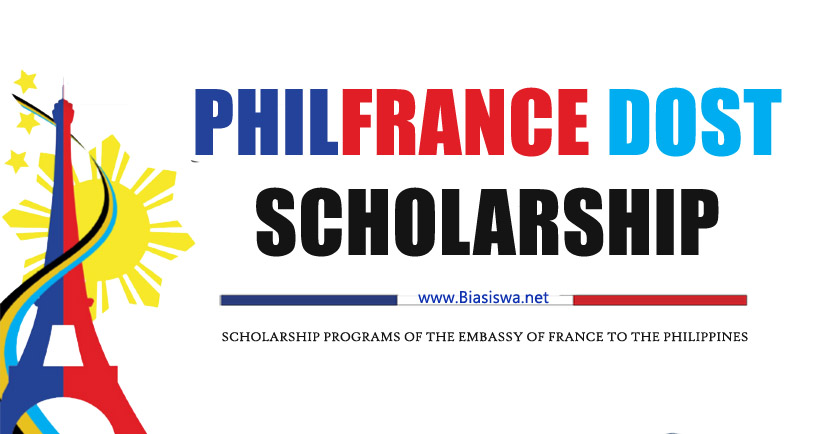 philfrance dost scholarship