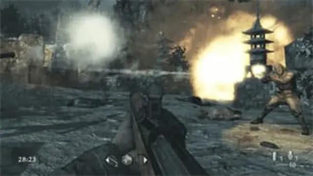 لعبة call of duty modern warfare 2