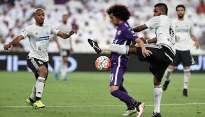 التشكيل الرسمي للفريقين لمواجهة النصر والعين في دوري ابطال اسيا