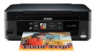 Epson Stylus NX330 téléchargements de pilotes