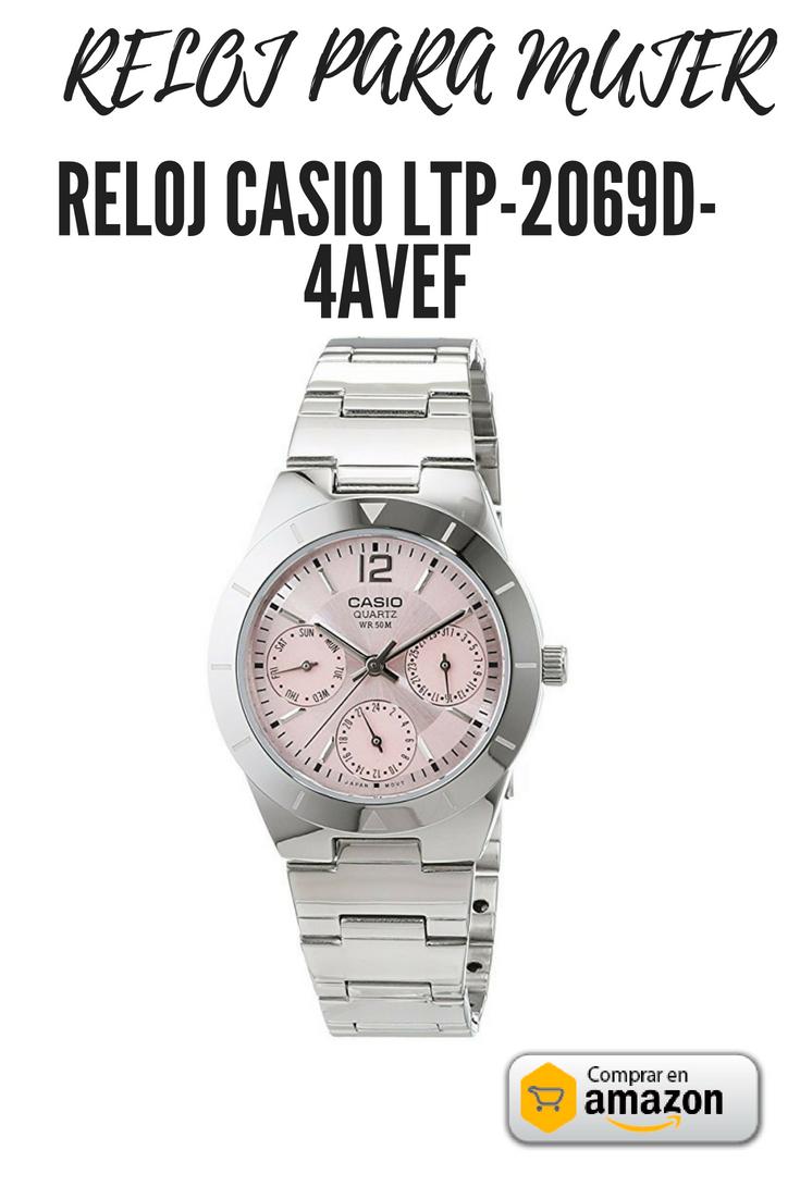Elegante Reloj Casio