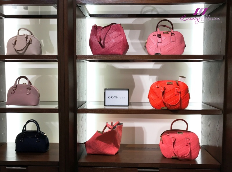 gotemba premium outlet shopping burberry handbags sale