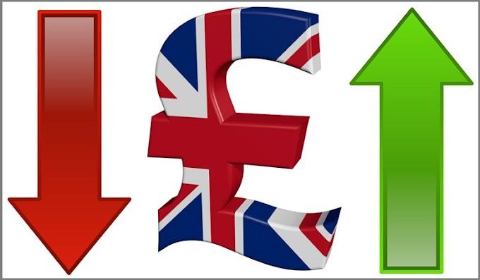حركه منتظره للجنيه الإسترليني تزامنا مع الناتج المحلي الإجمالي الشهري فى المملكة المتحدة