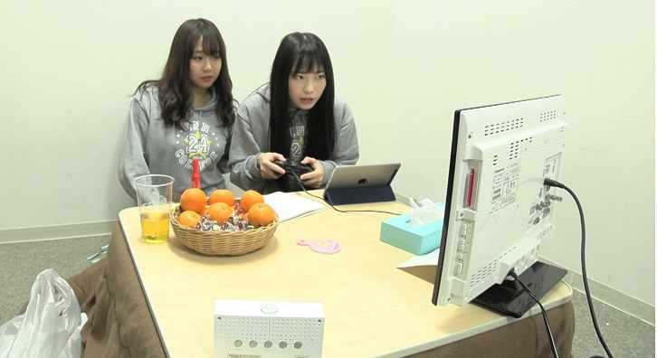 Ishizuka Akari and kato yuuka