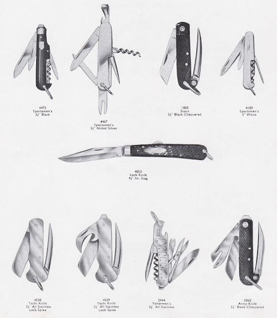 Taylor's Eyewitness Sportsman's Knives Folding Knives