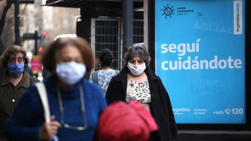 Otras 350 personas murieron y 14.932 fueron diagnosticadas con coronavirus en el país