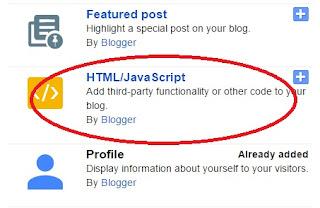 add facebook like box in blogger in hindi