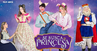 Se busca princesa 3