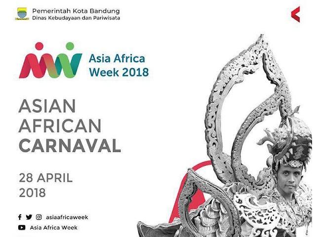 Jangan Lewatkan Kemeriahan Event Asian-African Carnival 2018