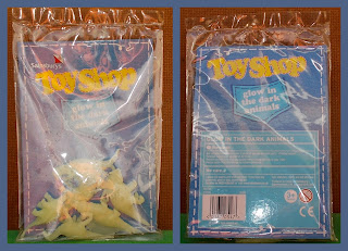 01670547; 2009; 2010; Chinasaur; Chinasaurs; Dinosaur Novelties; Dinosaurs For Pocket-Money; Generic Dinosaurs; Glow In The Dark; Glow In The Dark Animals; Glow-in-the-dark; Made In China; Plastic Dinosaur Models; Pocket-Money; Rack Toys; Rack Toys MIB; Rack Toys MOC; Re-Badged; Sainsbury's Supermarket; Sainsbury's Toy Shop; Saurians; Sealed; Six; Small Scale World; smallscaleworld.blogspot.com; Toy Shop;