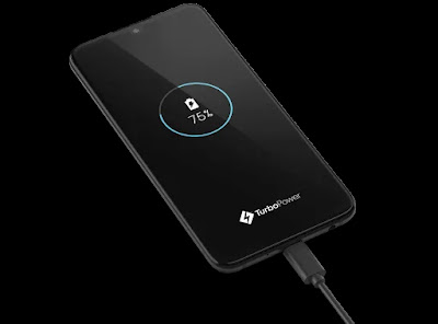 Motorola One Zoom Carregador TurboPower
