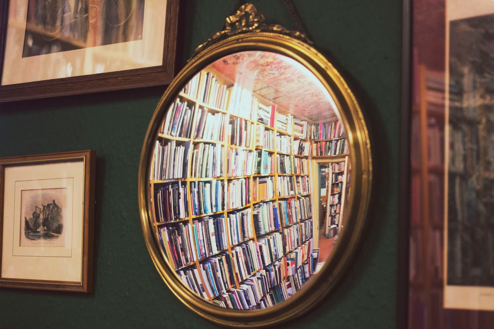 Scarthin Books, Scarthin Books Art Room, Cromford, Katie Writes,