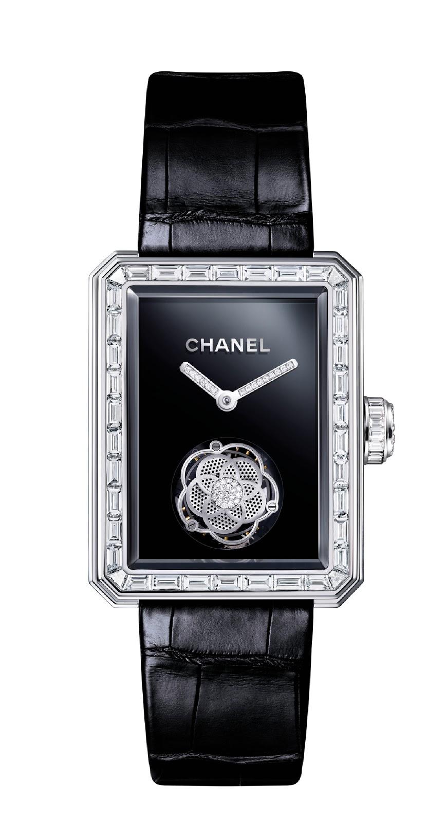 Chanel celebra el 25º aniversario de su primer reloj  8fbb1a12446a