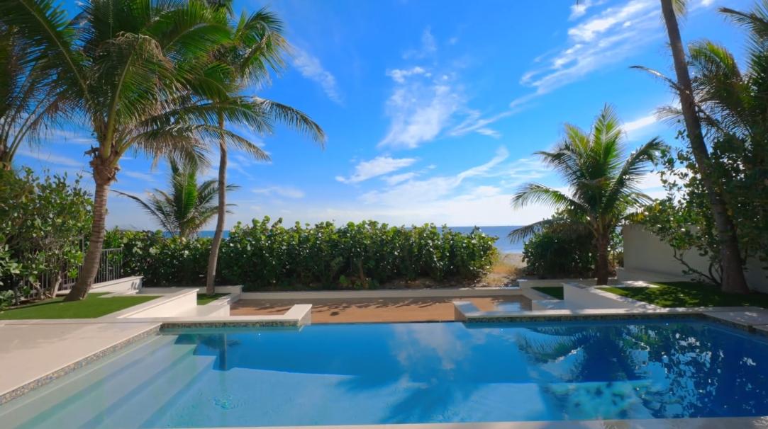 46 Interior Design Photos vs. Fort Lauderdale, FL Contemporary Beach Home Tour
