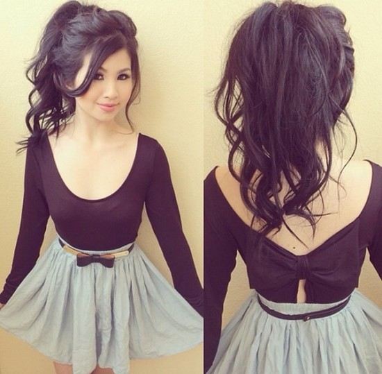 Enjoyable New Party Hairstyles For Girls New Trends In Fashion Short Hairstyles For Black Women Fulllsitofus
