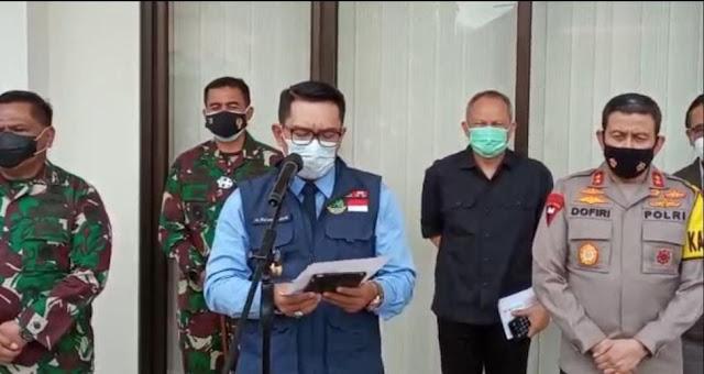 Ridwan Kamil: Tidak Mau Divaksin Denda Rp100 Juta