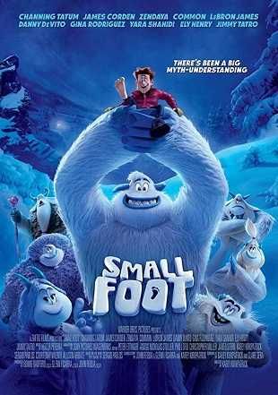 Smallfoot 2018 Full English Movie Download BRRip 720p